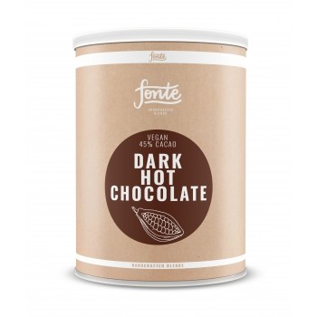 Fonte Dark Hot Chocolate 2kg 45% Cacao