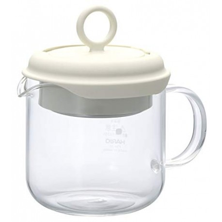 HARIO Tea Maker Pull-Up 350ml olive PTM35OW