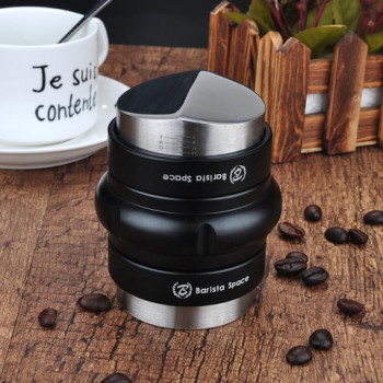 BARISTA SPACE 2 in1 Distributor 58mm Black