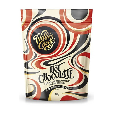 Willie's Hot Choc S.Estate Colombian Medellin 250gr