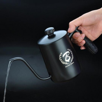 BARISTA SPACE Pour Over Kettle 3in1 600ml Black
