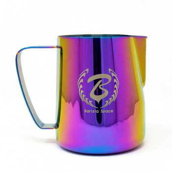 BARISTA SPACE milk jug multicolor 350ml