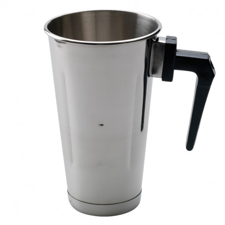 Artemis stailess steel cup with handle