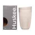 HuskeeCup & Lid Natural 12oz