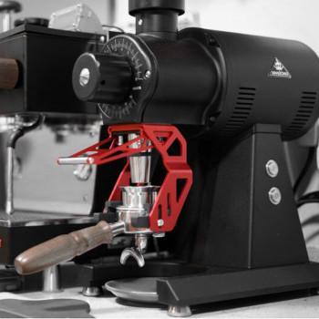 Tough Coffee Portafilter Holder-Direct Dosing Kit for Mahlkonig EK43 & EK43S