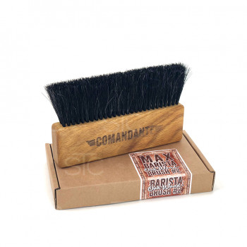 Comandante Barista Brush Max Oak