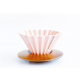 ORIGAMI Coffee Dripper size-M porcelain pink 99300167