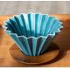ORIGAMI Coffee Dripper size-M porcelain turq 99300567