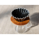 ORIGAMI Coffee Dripper size-M porcelain black 99300867