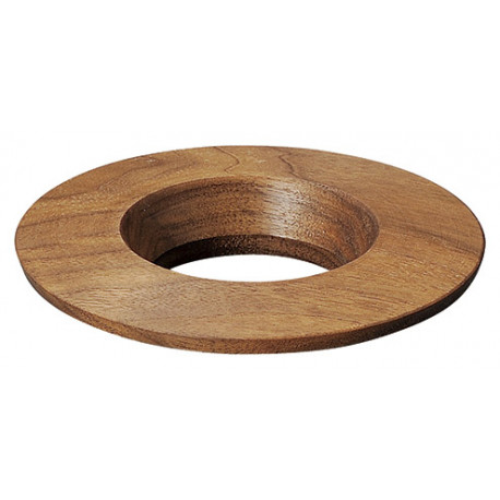 ORIGAMI Dripper Holder wood d.brown 99300082