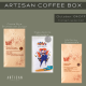 Artisan Coffee Box - monthly selection