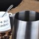 BARISTA SPACE Milk Jug sandy black 350ml F7