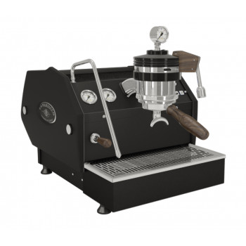 Espressor La Marzocco GS3 MP Custom Black & Wood