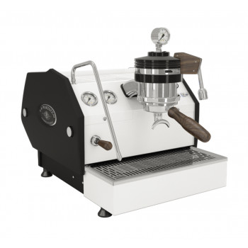 Espressor La Marzocco GS3 MP Custom White & Wood