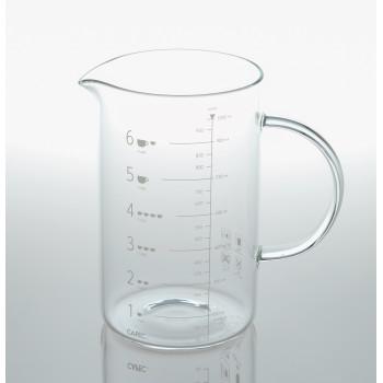 CAFEC Beaker Server 1000ml glass BS1000