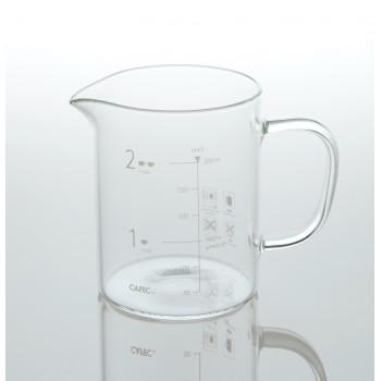 CAFEC Beaker Server 300ml glass BS300