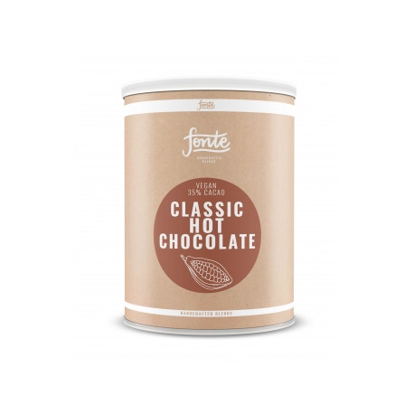 Fonte Classic Hot Chocolate 2kg 33% Cacao