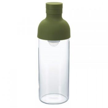 HARIO Tea Filter-in-Bottle Wine Style 300ml olv FIB30OG