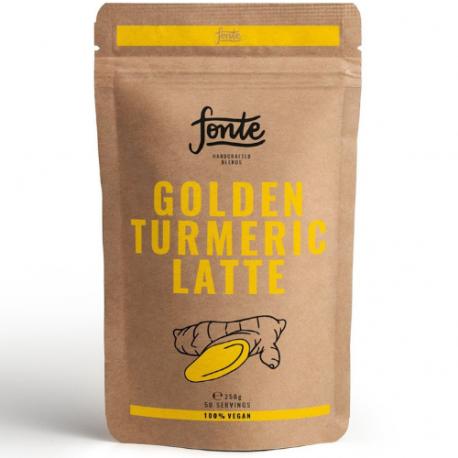 Fonte Golden Turmeric Latte 250g