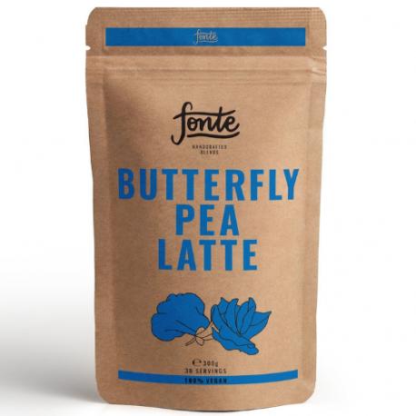 Fonte Butterfly Pea Latte - 300g