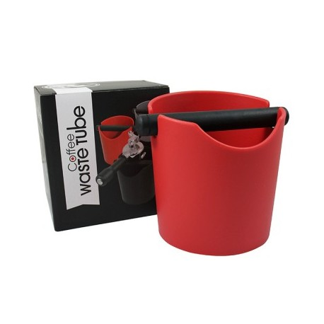 Rhino Coffee Gear Knock Box red RHWTR