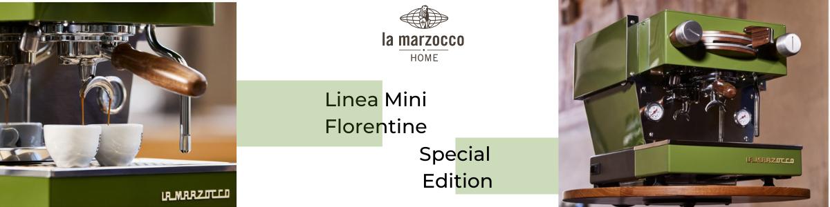 La Marzocco Linea Mini Florentine Home Barista
