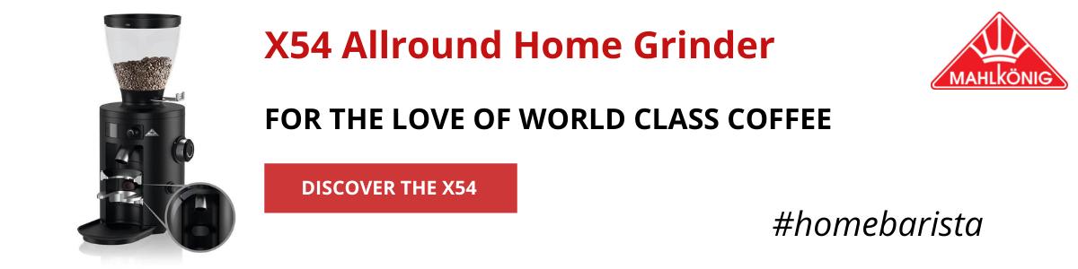 Mahlkonig Home Barista X54 Allround Home Grinder